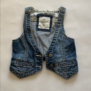 H&M Jean Vest